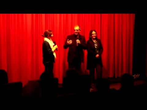 Q&A with Professor Ella Shohat and Samir, director of Forget Baghdad
