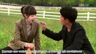 Protect the boss MV ~ No Eun Seol & Cha Ji Heon (I'll  protect you - sub español ).avi thumbnail