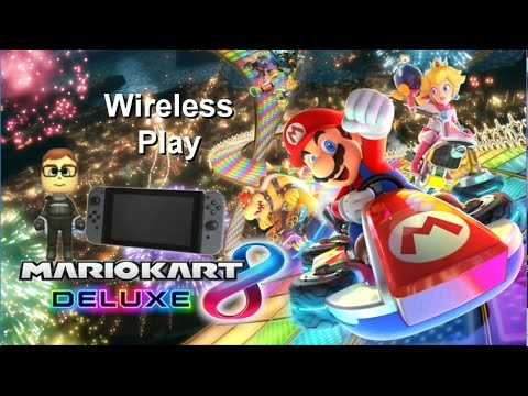 How to Use the LAN Play Feature of Mario Kart 8 Deluxe ...