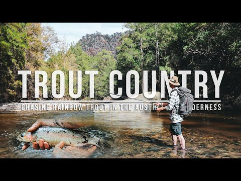 TROUT COUNTRY | Wild Camping and Trout Fishing In The Australian Wilderness