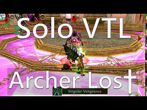 Order And Chaos Online Solo VTL - Archer