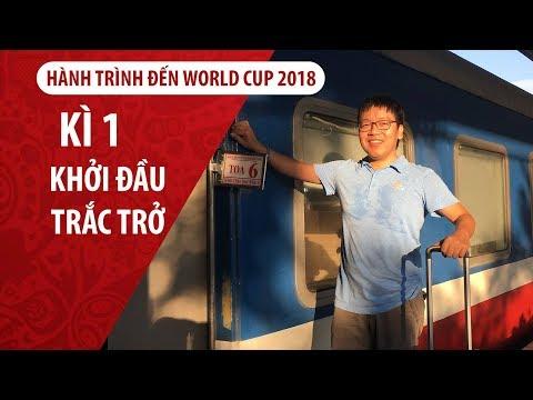 Đỗ Hùng đến World Cup | Kỳ 1| Khởi đầu Trắc Trở Vì Tai Nạn