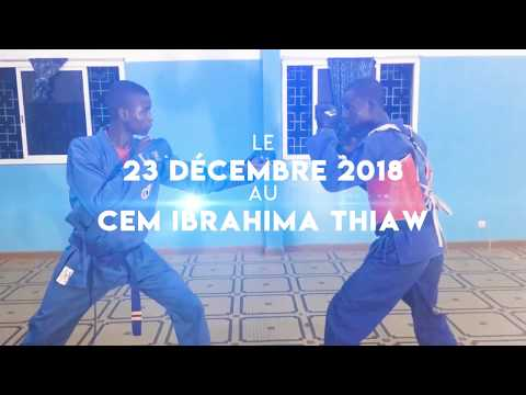 Trailer Tournoi  National COMBAT CMI 2018