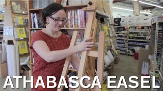 Athabasca Easel - Opus Art Supplies