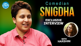 Comedian Snigdha Exclusive Interview || Talking Movies With iDream #302