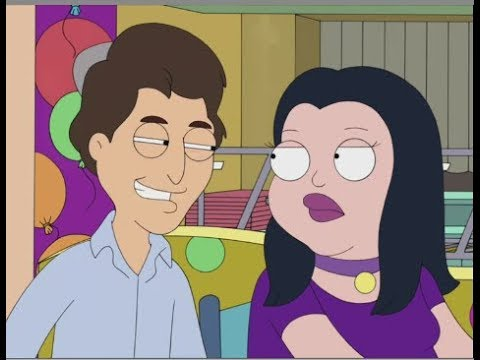 American Dad! Etan Hits on Debbie