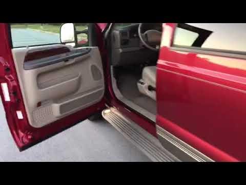 2000 ford excursion eddie bauer 4x4 v10 pov test drive. Black Bedroom Furniture Sets. Home Design Ideas
