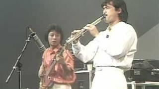 LIVE in Tokyo, Japan 1985 Takeshi Ito (Lyricon (EWI) ) Masahiro And...