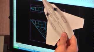 Boeing engineers use unusual printer to create 3-D models