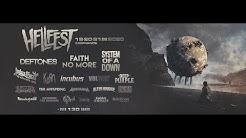 "Hellfest 2020 Line-Up - XVth Anniversary - ""Beyond this World"""