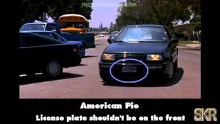 Movie Mistakes: American Pie
