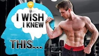 11 Things I Wish I Knew Before I Started Training | DON'T MAKE THESE WORKOUT MISTAKES!