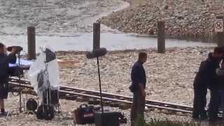 BROADCHURCH series 2 filming in Dorset 2014
