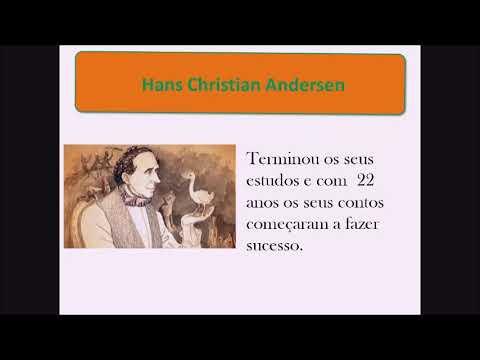 Breve Biografia De Hans Christian Andersen Youtube