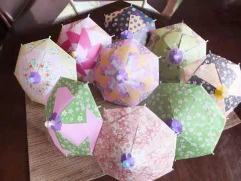 クリスマス 折り紙 折り紙 傘 : youtube.com