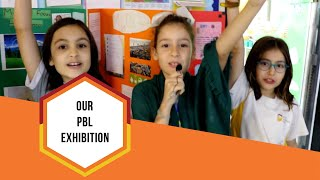PBL Exhibition at Next Generation Schooم