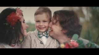 Дмитрий, Надежда и Никита Свадьба в стиле бохо, Mon Chalet Минск