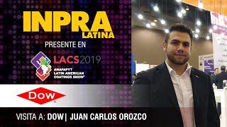 Entrevista con Juan Carlos Orozco de DOW