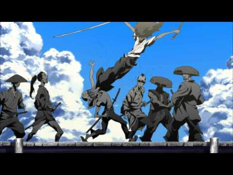AFRO SAMURAI RESURRECTION TRAILER HIGH DEFINITION 1080P