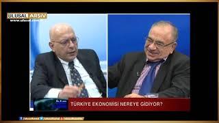 Bilim ve Toplum - Şadi Yenen, Osman Altuğ- Ekonomi nereye gidiyor -19 Ocak 2010 Ulusal Kanal