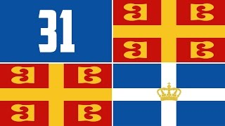 British Liberation Of Midlands [31] Greece Victoria 2 Gameplay