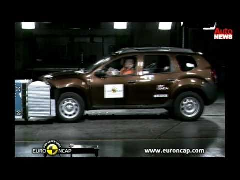 EuroNCAP-Crashtests: BMW X1, Dacia Duster, Nissan Juke und mehr