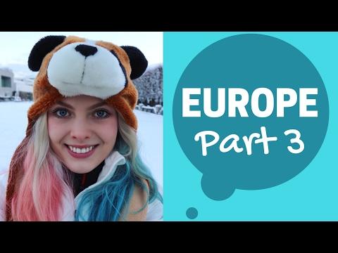 Europe Adventures Part 3: Austria, Hungary, Poland, Czech Republic, Germany, Netherlands