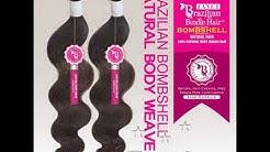 Janet Brazilian Bombshell Natural Weave Review