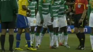 Brazil V.s Cote D'Ivoire  اهداف مباراة