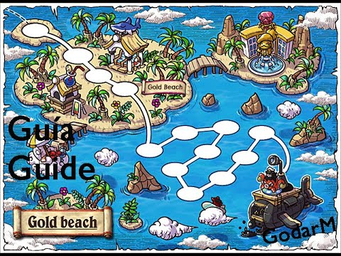 Maplestory Theme Dungeon Gold Beach Guide 2021 |