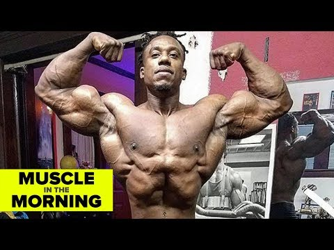 STEVE LAUREUS IS LIT! Muscle in the Morning (12/14/17)