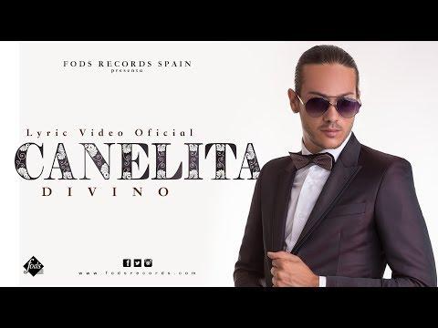 Canelita - Divino (Lyric Video Oficial)
