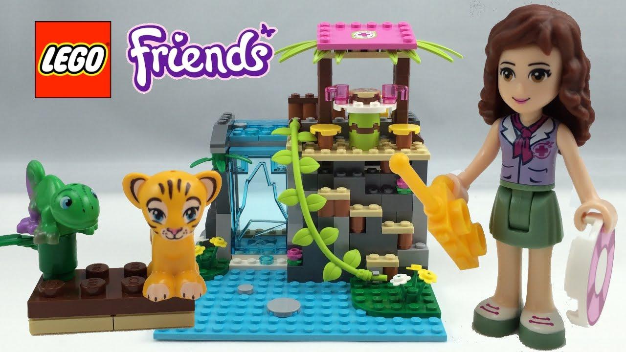 Lego Friends 41033 Jungle Falls Rescue