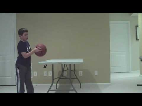 ball spinning amazement