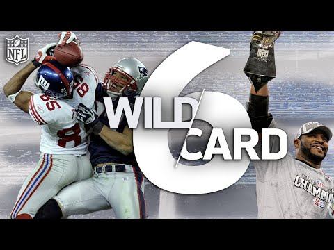 The 6 Wild Card Teams that Won the Super Bowl