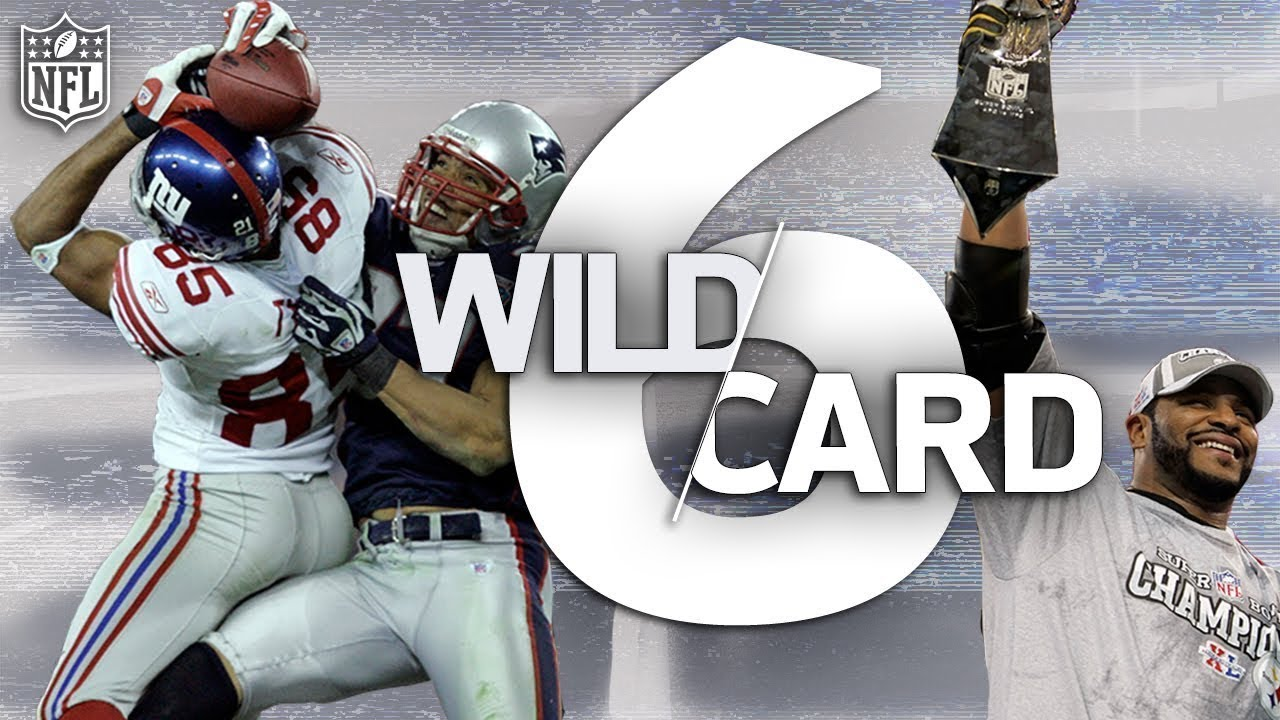 The 6 Wild Card Teams that Won the Super Bowl. NFL Throwback c1c382d66