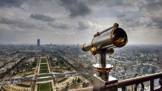 #842. Париж (Франция) (супер видео)(Самые красивые и большие города мира. Лучшие достопримечательности крупнейших мегаполисов. Великолепные..., 2014-07-03T17:44:38.000Z)