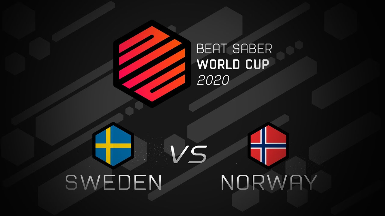 Beat Saber World Cup | Sweden vs Norway | Round of 16