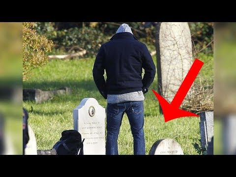Mother Couldn't Understand Why Her Son's Grave Was So Green And Then Cried When She Found Out Why