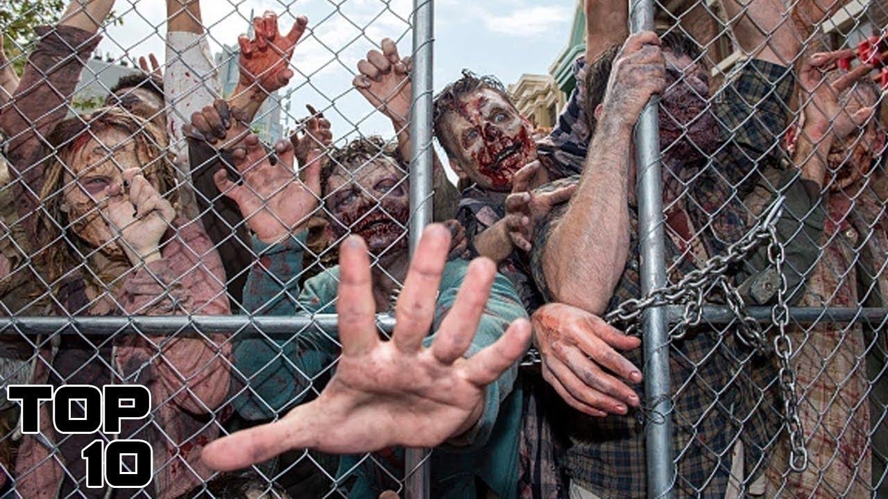 Top 10 Safest Zombie Apocalypse Countries Youtube