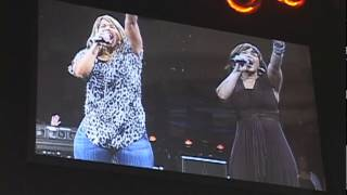 Mary Mary Concert on PLANET SAVED TV