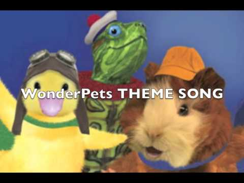 Wonder Pets Theme Song