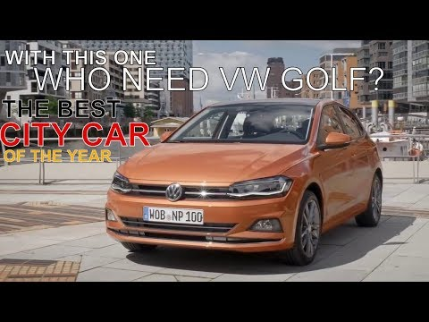 2018 Volkswagen Polo : Best City Car of the Year