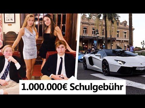 Ein Tag an der teuersten Schule der Welt