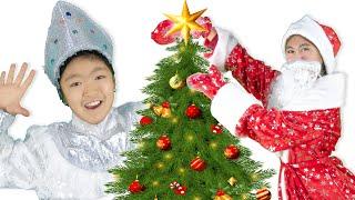 Merry Christmas dear children of the world | Bonny Kids Rhymes