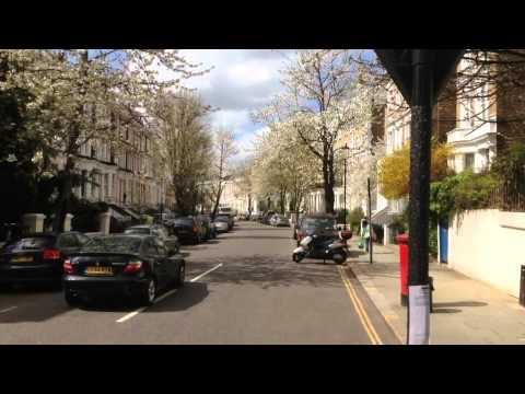 London Trip Notting Hill