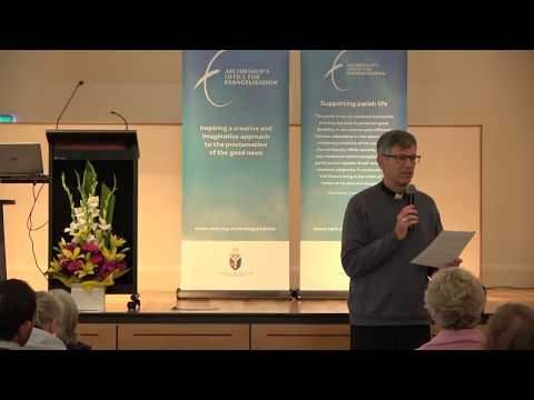 Ask Seek Knock RCIA Conference Keynote by Bishop Mark Edwards OMI