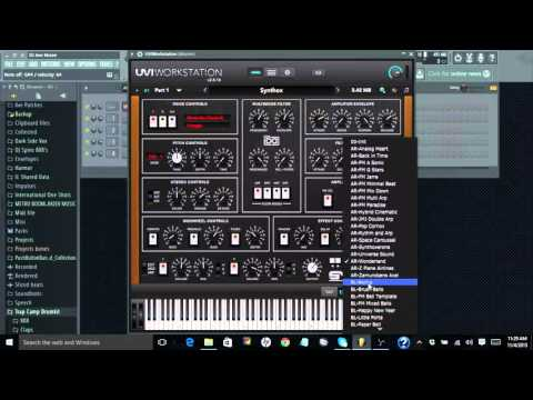 UVI Synthox VST Review (this is sexy)
