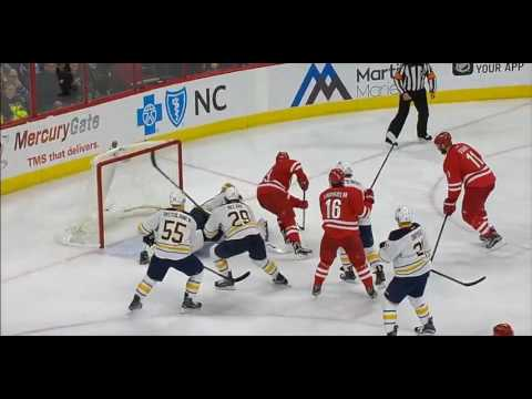 BUFFALO SABRES vs CAROLINA HURRICANES (Jan 13)