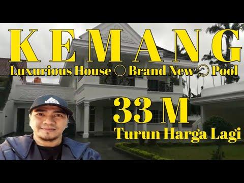 Jual Rumah Mewah Baru di Kemang Selatan Jakarta Selatan ...